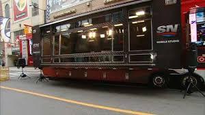 Rogers Hometown Hockey Truck