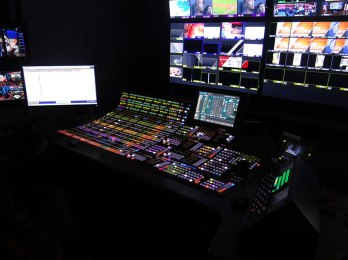 State-of-the-Art Control Rooms - Photo courtesy of SVG.com